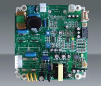 无刷直流电机控制板
